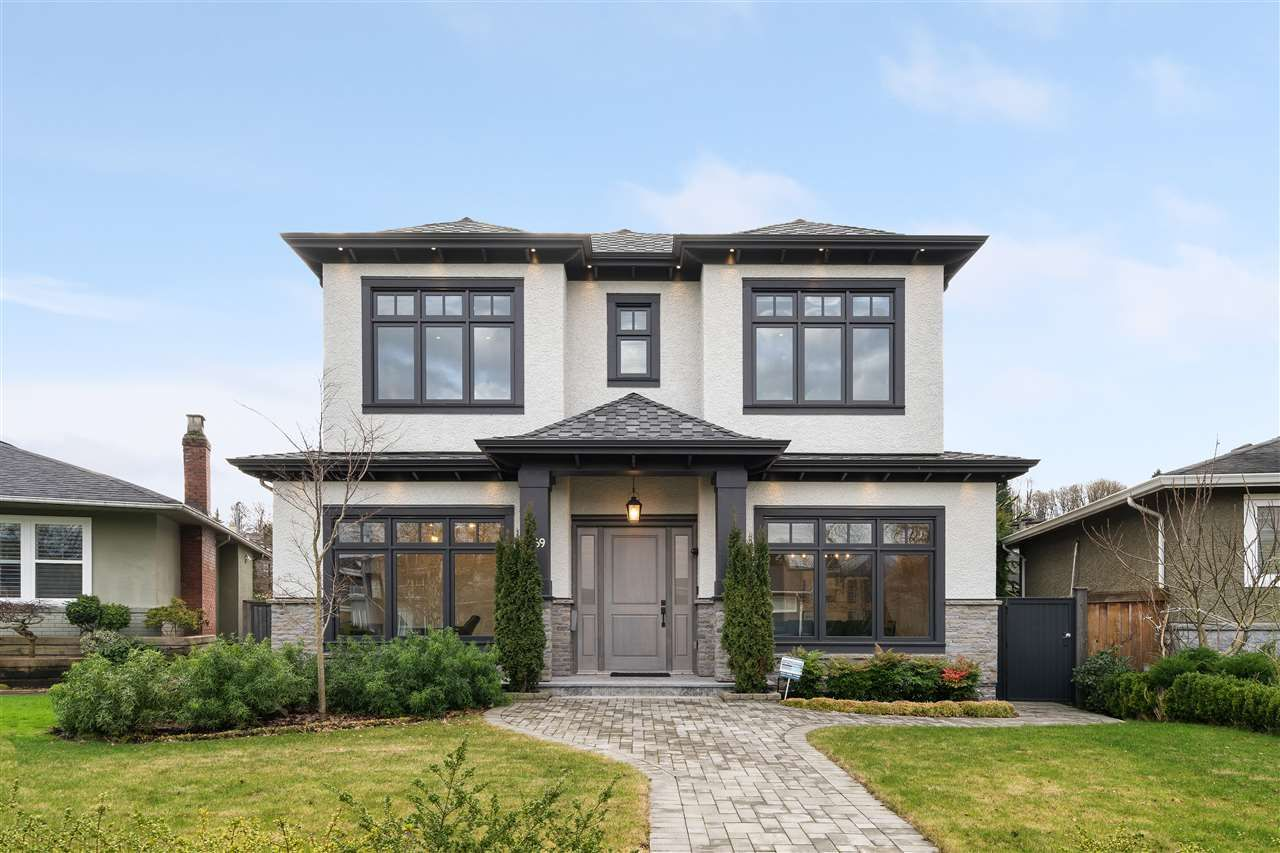 Main Photo: 3369 TRUTCH Street in Vancouver: Arbutus House for sale (Vancouver West)  : MLS®# R2527893