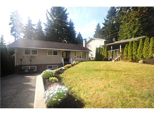 Main Photo: 1037 DORAN Road in North Vancouver: Lynn Valley House for sale : MLS®# V976888