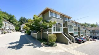 """Photo 1: 8402 KEYSTONE Street in Vancouver: Champlain Heights Townhouse for sale in """"Marine Woods"""" (Vancouver East)  : MLS®# R2606648"""