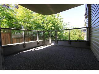 Photo 9: # 207 2428 W 1ST AV in Vancouver: Kitsilano Condo for sale (Vancouver West)  : MLS®# V1064638