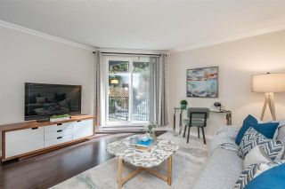 """Photo 2: 216 1550 BARCLAY Street in Vancouver: West End VW Condo for sale in """"THE BARCLAY"""" (Vancouver West)  : MLS®# R2503224"""