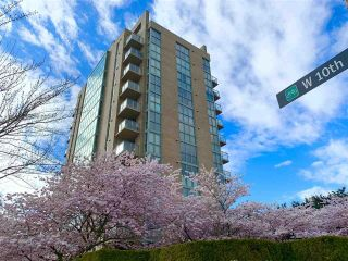 """Photo 1: 602 1633 W 10TH Avenue in Vancouver: Fairview VW Condo for sale in """"Hennessy House"""" (Vancouver West)  : MLS®# R2598122"""