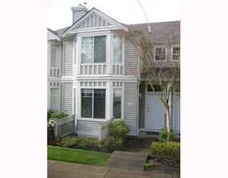 """Photo 3: 7500 CUMBERLAND Street in Burnaby: The Crest Townhouse for sale in """"WILDFLOWER"""" (Burnaby East)  : MLS®# V640557"""