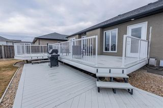 Photo 32: 47 Claremont Drive in Niverville: Fifth Avenue Estates Residential for sale (R07)  : MLS®# 202106842