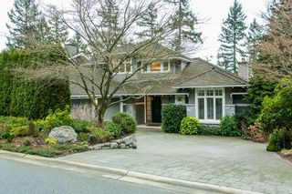 Photo 1: 4842 Vista Place in West Vancouver: Caulfield House for sale : MLS®# R2032436