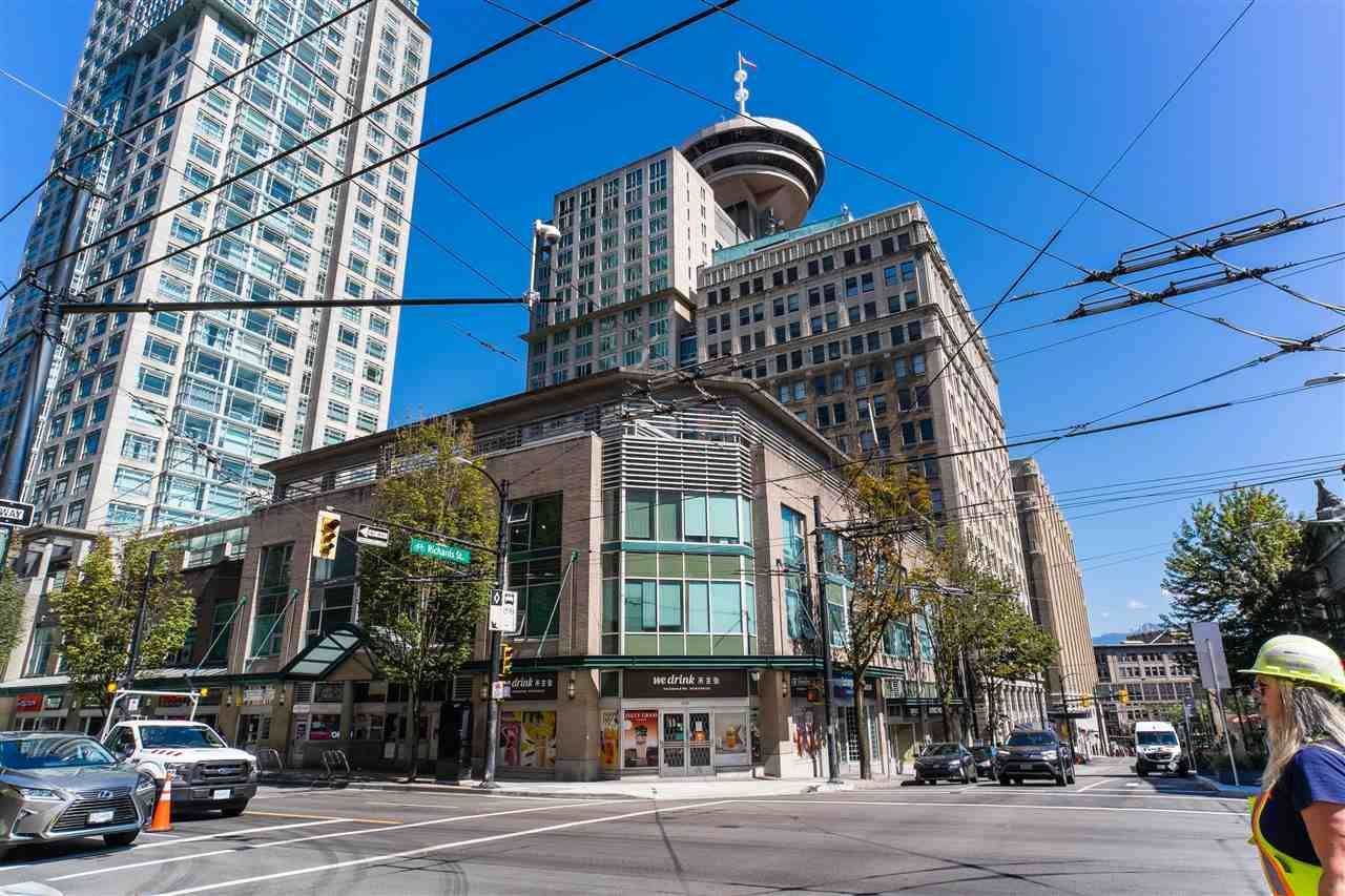 Main Photo: 241 515 W PENDER Street in Vancouver: Downtown VW Office for sale (Vancouver West)  : MLS®# C8033540