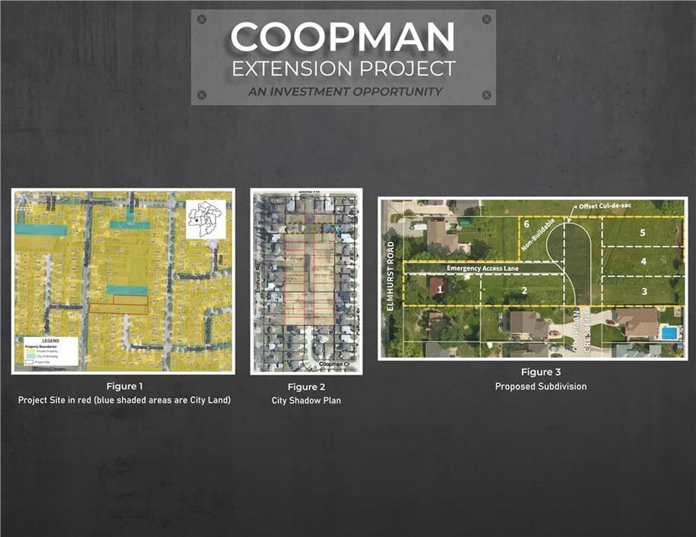 Charleswood Development   Coopman Snap Shot - also available in PDF.