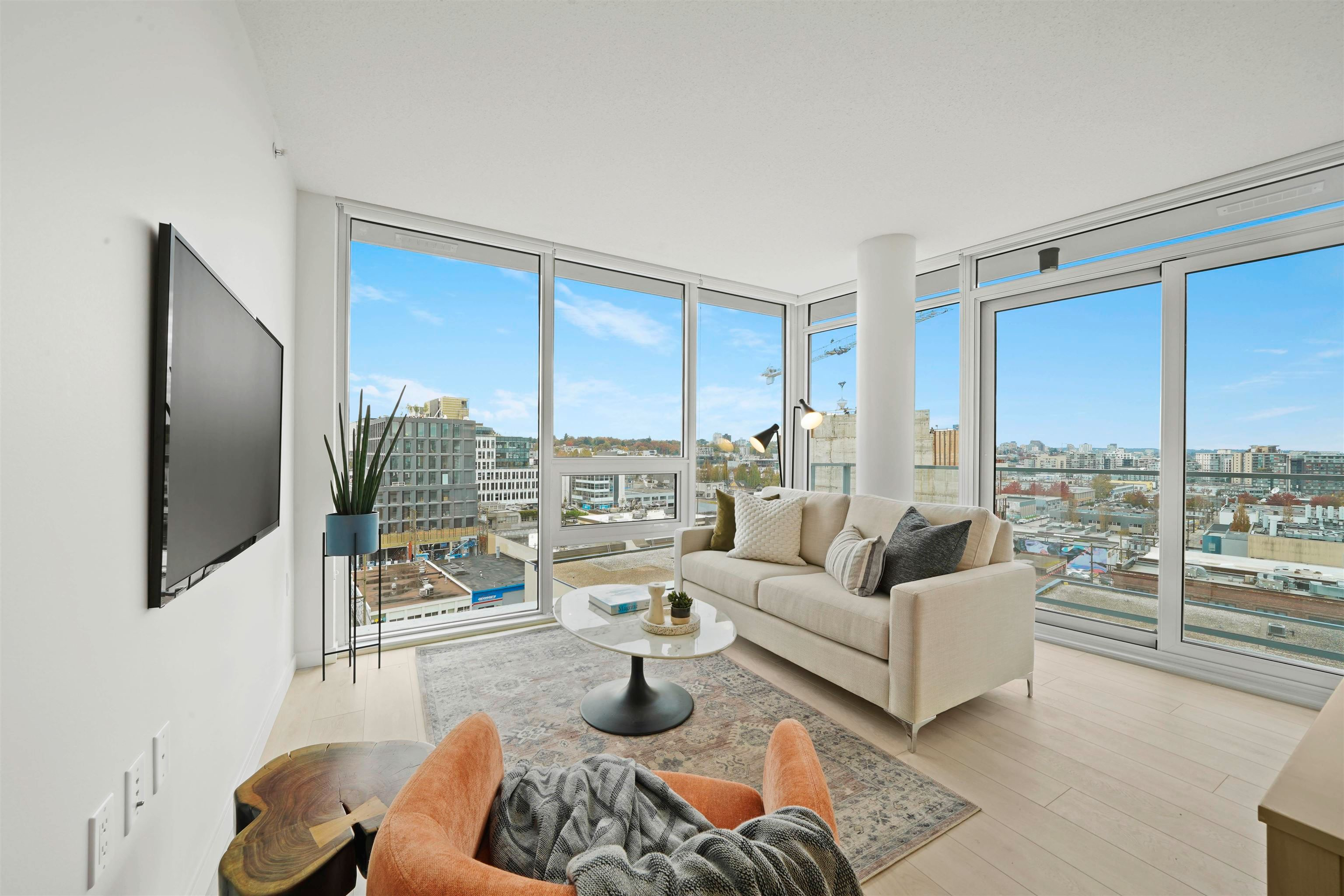 """Main Photo: 1102 180 E 2ND Avenue in Vancouver: Mount Pleasant VE Condo for sale in """"Second + Main"""" (Vancouver East)  : MLS®# R2625893"""