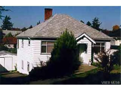 Main Photo: 2964 Quappelle St in VICTORIA: SW Gorge House for sale (Saanich West)  : MLS®# 199339