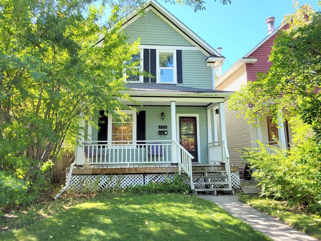 Main Photo: 3715 14A Street SW in Calgary: Altadore Detached for sale : MLS®# A1143853