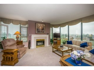 """Photo 4: 1101 32330 S FRASER Way in Abbotsford: Abbotsford West Condo for sale in """"Towne Centre Tower"""" : MLS®# R2111133"""