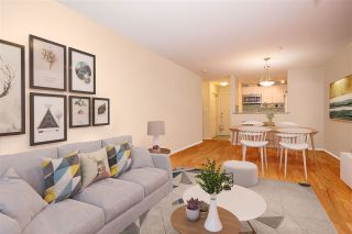 """Photo 2: 102 5577 SMITH Avenue in Burnaby: Central Park BS Condo for sale in """"Cottonwood Grove"""" (Burnaby South)  : MLS®# R2481228"""