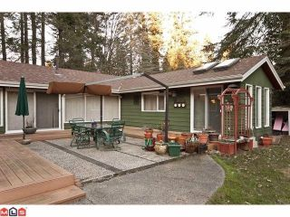 Photo 3: 13264 CRESCENT Road in Surrey: Elgin Chantrell House for sale (South Surrey White Rock)  : MLS®# F1102594