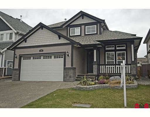 "Main Photo: 7392 200A Street in Langley: Willoughby Heights House for sale in ""Jericho Ridge"" : MLS®# F2907531"
