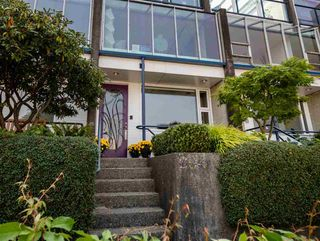Photo 3: 694 MILLBANK in Vancouver: False Creek Townhouse for sale (Vancouver West)  : MLS®# R2496672