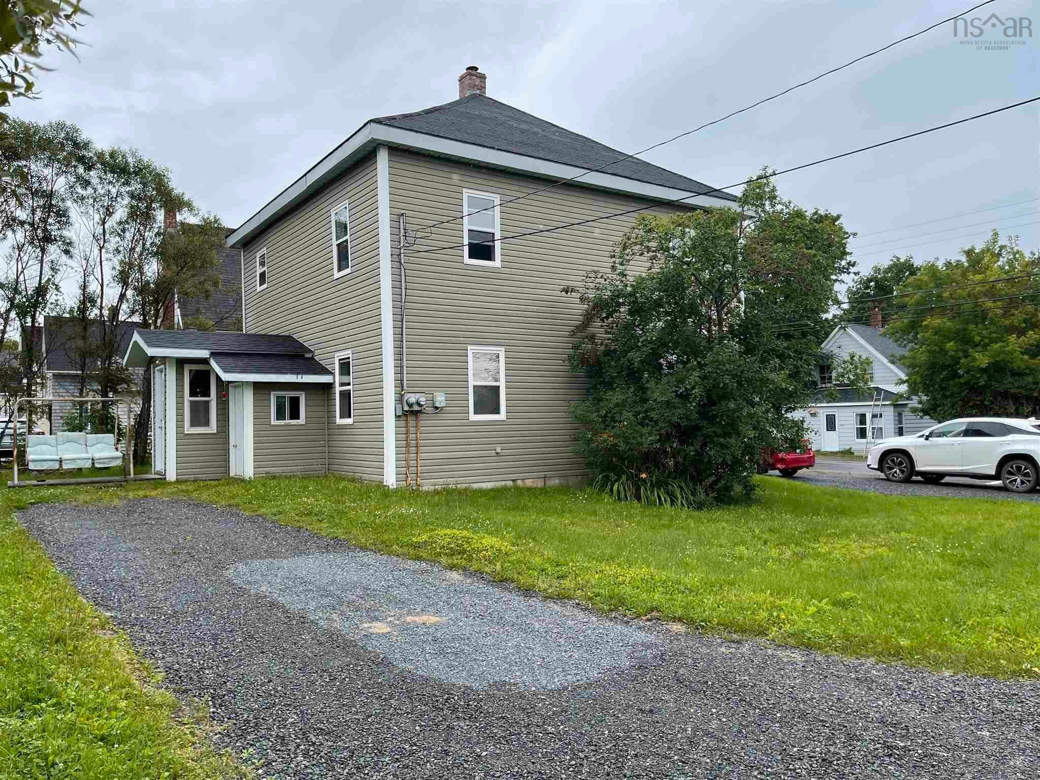 Main Photo: 2077 South Main Street in Westville: 107-Trenton,Westville,Pictou Multi-Family for sale (Northern Region)  : MLS®# 202119842