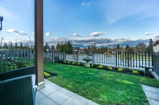 Photo 19: 7 9989 E BARNSTON Drive in Surrey: Fraser Heights Townhouse for sale (North Surrey)  : MLS®# R2249315