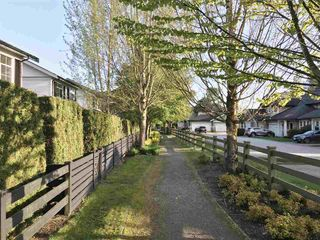 Photo 20: 18 19490 FRASER WAY in Pitt Meadows: South Meadows Townhouse for sale : MLS®# R2444045