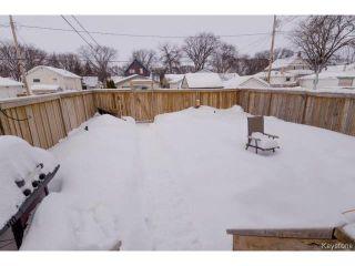 Photo 17: 315 Pandora Avenue West in WINNIPEG: Transcona Residential for sale (North East Winnipeg)  : MLS®# 1401752