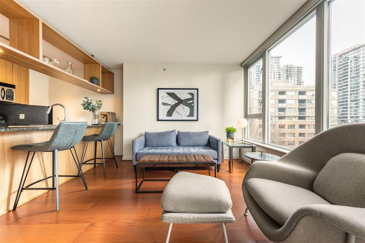 "Main Photo: 505 1010 RICHARDS Street in Vancouver: Yaletown Condo for sale in ""The Gallery"" (Vancouver West)  : MLS®# R2547043"