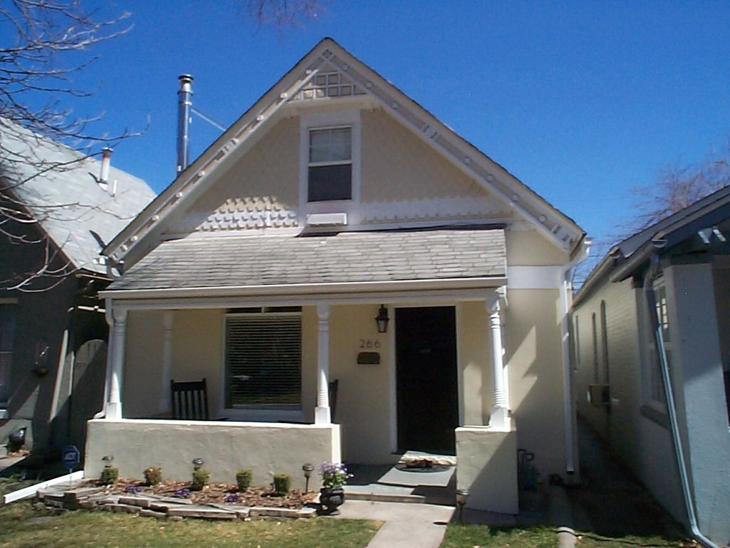 Main Photo: 266 S. Marion Pkwy in Denver: House for sale : MLS®# 1071140