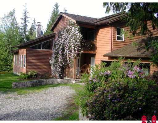 Main Photo: 7005 HINKLEY RD in Chilliwack: Eastern Hillsides House for sale : MLS®# H2603184