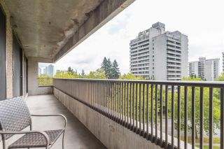 """Photo 22: 606 4194 MAYWOOD Street in Burnaby: Metrotown Condo for sale in """"Park Avenue Towers"""" (Burnaby South)  : MLS®# R2493615"""