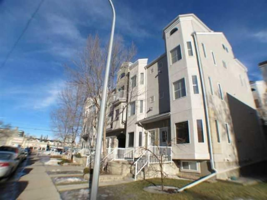 Main Photo: 18 1720 11 Street SW in Calgary: Lower Mount Royal Row/Townhouse for sale : MLS®# A1107691