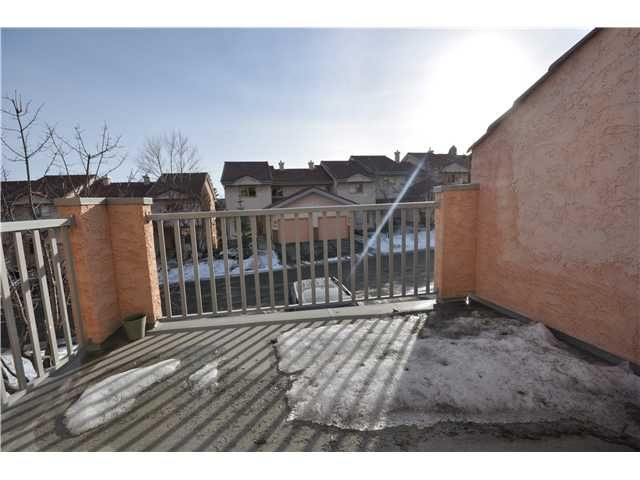 Photo 15: Photos: 27 5810 PATINA Drive SW in CALGARY: Prominence_Patterson Townhouse for sale (Calgary)  : MLS®# C3597559