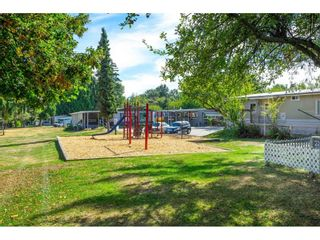 """Photo 29: 71 7790 KING GEORGE Boulevard in Surrey: East Newton Manufactured Home for sale in """"CRISPEN BAY"""" : MLS®# R2615871"""