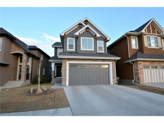 Photo 1: 12 SAGE MEADOWS Circle NW in Calgary: Sage Hill House for sale : MLS®# C4053039