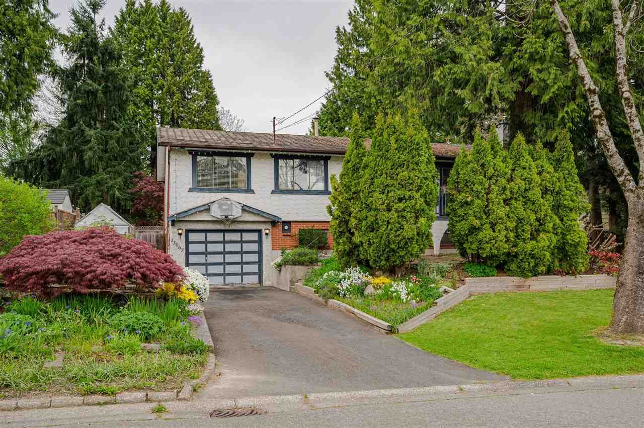 Main Photo: 13067 95 Avenue in Surrey: Queen Mary Park Surrey House for sale : MLS®# R2585702