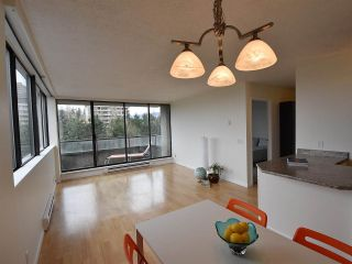 """Photo 3: 606 3970 CARRIGAN Court in Burnaby: Government Road Condo for sale in """"THE HARRINGTON"""" (Burnaby North)  : MLS®# R2044133"""