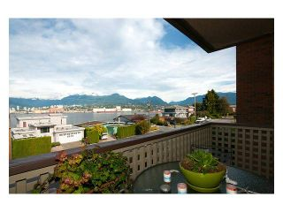 """Photo 8: 318 2366 WALL Street in Vancouver: Hastings Condo for sale in """"LANDMARK MARINER"""" (Vancouver East)  : MLS®# V1031253"""