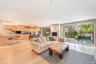 """Photo 12: 9 2188 SE MARINE Drive in Vancouver: South Marine Townhouse for sale in """"Leslie Terrace"""" (Vancouver East)  : MLS®# R2593040"""