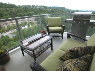 """Photo 12: 1502 290 NEWPORT Drive in Port_Moody: North Shore Pt Moody Condo for sale in """"THE SENTINEL"""" (Port Moody)  : MLS®# V727899"""