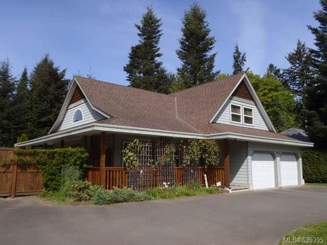 Main Photo: 1069 Forgotten Dr in PARKSVILLE: PQ Parksville House for sale (Parksville/Qualicum)  : MLS®# 639395