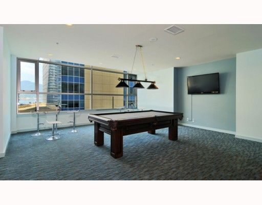 """Photo 9: Photos: 2701 1188 W PENDER Street in Vancouver: Coal Harbour Condo for sale in """"SHAPPHIRE"""" (Vancouver West)  : MLS®# V790032"""