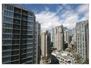 "Photo 9: 2001 1001 HOMER Street in Vancouver: Downtown VW Condo for sale in ""BENTLEY"" (Vancouver West)  : MLS®# V885646"