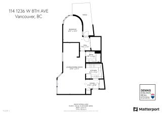 "Photo 24: 114 1236 W 8TH Avenue in Vancouver: Fairview VW Condo for sale in ""GALLERIA II"" (Vancouver West)  : MLS®# R2572661"