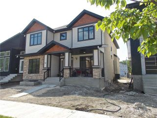 Photo 1: 14 Greenlawn Street in Winnipeg: River Heights North Residential for sale (1C)  : MLS®# 1813855