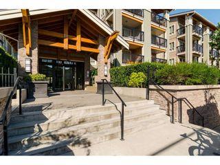 """Photo 1: 218 21009 56 Avenue in Langley: Salmon River Condo for sale in """"CORNERSTONE"""" : MLS®# R2538112"""