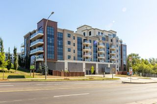 Photo 1: 707 200 BELLEROSE Drive: St. Albert Condo for sale : MLS®# E4258774
