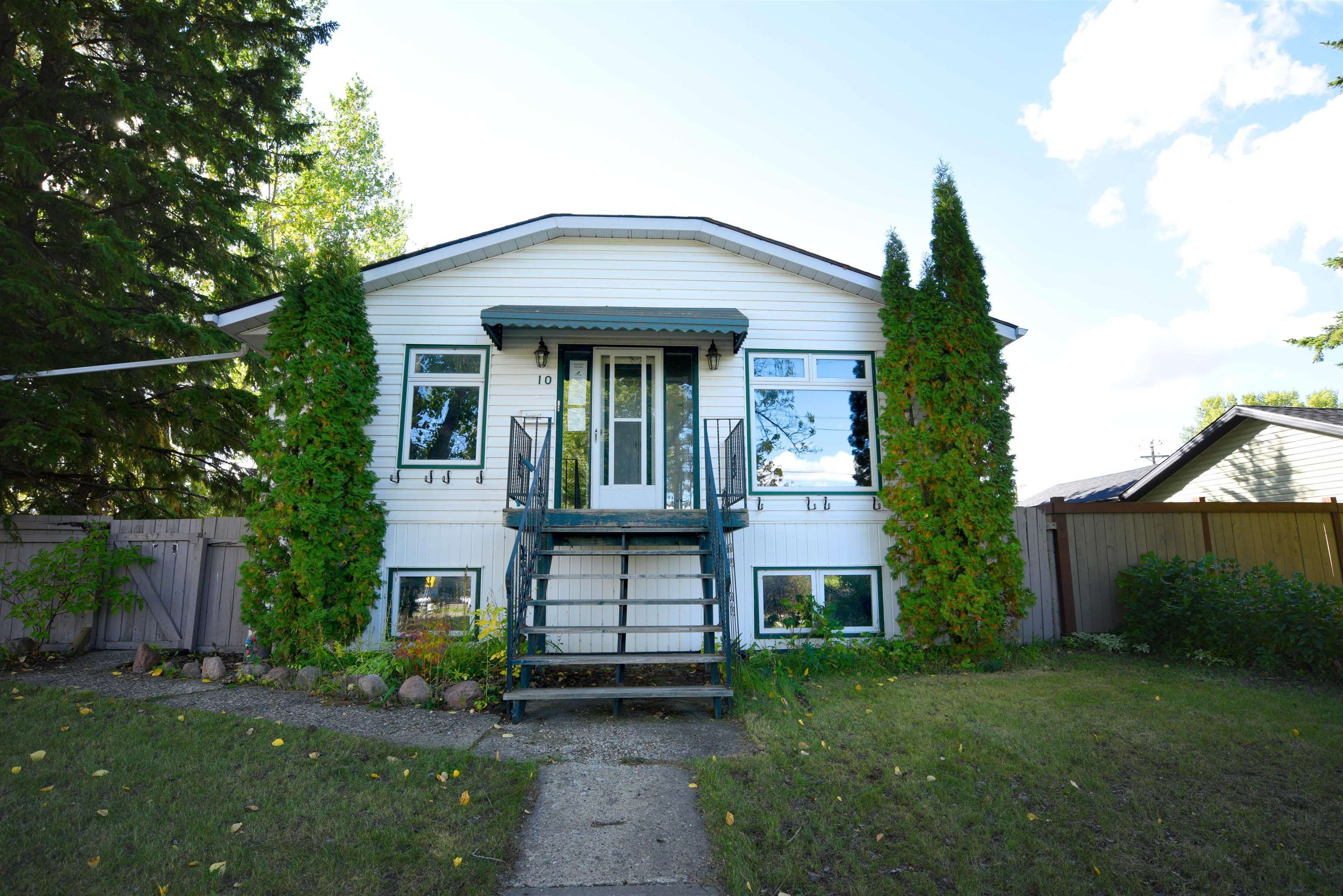 Main Photo: 10 SYLVAN Street: Devon House for sale : MLS®# E4262711
