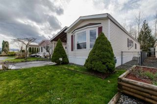 """Photo 2: 29 41168 LOUGHEED Highway in Mission: Dewdney Deroche Manufactured Home for sale in """"OASIS COUNTRY ESTATES"""" : MLS®# R2042355"""