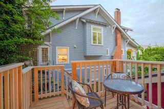 Photo 17: 3303 W 7TH Avenue in Vancouver: Kitsilano 1/2 Duplex for sale (Vancouver West)  : MLS®# R2175608