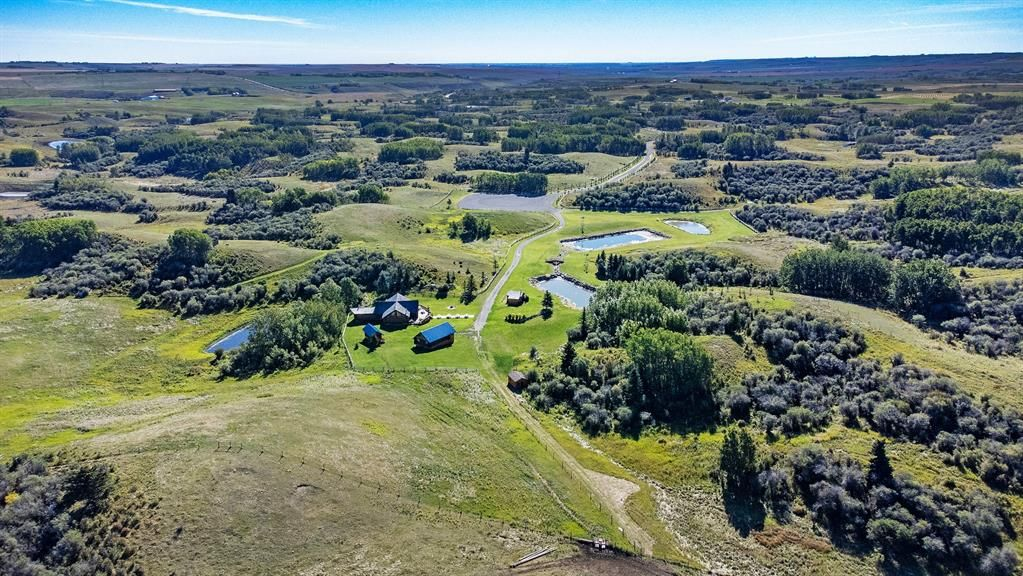 Main Photo: 30130 Big Hill Springs Road in Rural Rocky View County: Rural Rocky View MD Recreational for sale : MLS®# A1147793