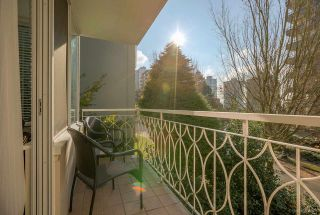 """Photo 14: 201 1219 HARWOOD Street in Vancouver: West End VW Condo for sale in """"CHELSEA"""" (Vancouver West)  : MLS®# R2220166"""