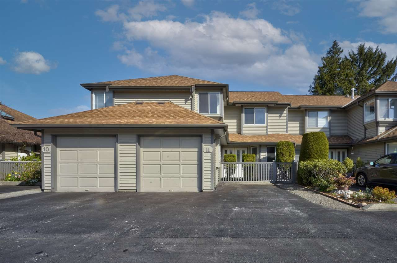 """Main Photo: 11 8111 FRANCIS Road in Richmond: Garden City Townhouse for sale in """"Woodwynde Mews"""" : MLS®# R2561919"""