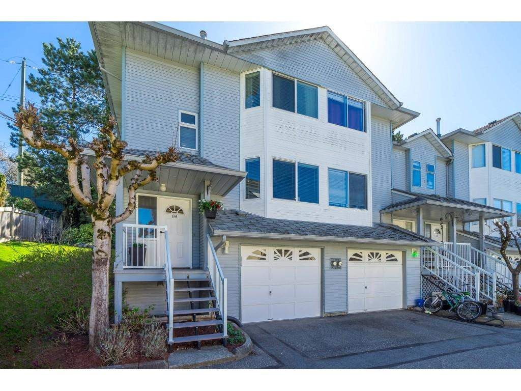 """Main Photo: 69 3087 IMMEL Street in Abbotsford: Central Abbotsford Townhouse for sale in """"CLAYBURN ESTATES"""" : MLS®# R2567392"""